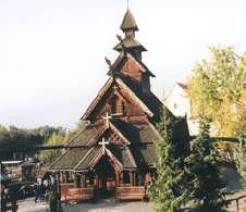 Implication religieuse d'Europa-Park Eglise4