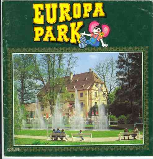 guide europa park
